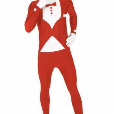 Morphsuit pak rood pak