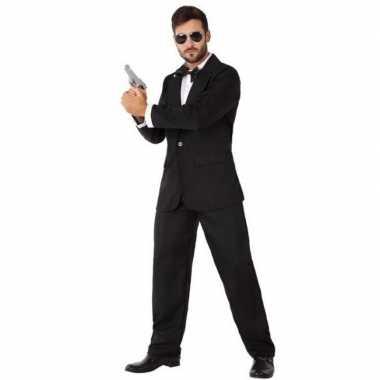 Spionnen verkleedpak volwassenen